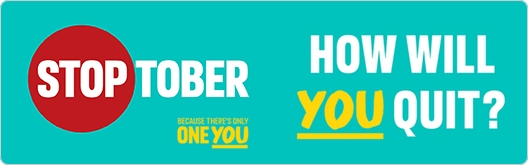 Stoptober - How Will You Quit?