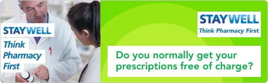 Think Pharmacy First - Your local pharmacist can offer you expert advice and medicines for a wide range of common ailments without the need to visit your GP.