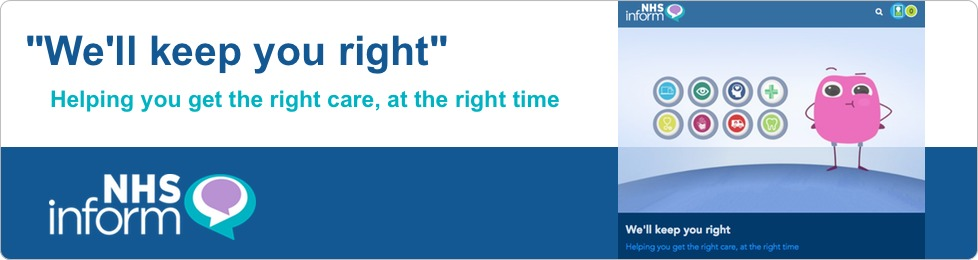 We'll keep you right Helping you get the right care, at the right time