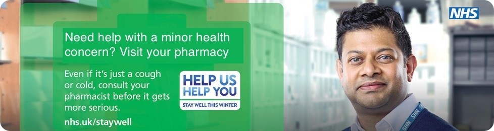 It's important to look after yourself, especially during the winter. Cold weather can be seriously bad for your health. Read more at www.nhs.uk/staywell