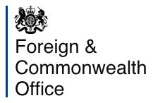 FCO's Consular Division logo