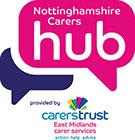 Carers Hub Nottinghamshire  logo