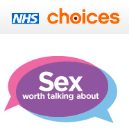 NHS Choices - Sex - Worth talking about