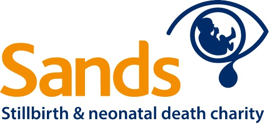 SANDS Stillbirth and Neonatal Death Society logo