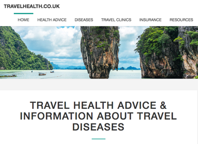 TravelHealth.co.uk logo